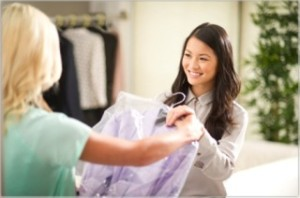 Dry cleaning service in Stamford CT